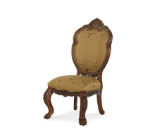 meble stylowe, Armless Chair CHATEAU BEAUVAIS